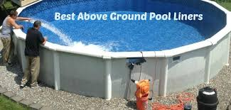 best above ground pool liners review and ing guide