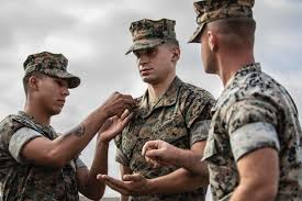 Corporal Punishment Marines Rail At Changes To Promotion