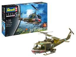 Plastic Modelky Vrtulník 04960 Bell Uh 1c 135 Rajhrackycz