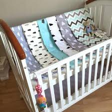 baby bedding set toddler crib cloud kids cotton newborn bed sheets train sheet