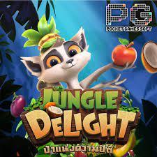 เกมสล็อต Jungle Delight เกมสล็อตป่าแห่งความปิติ PGSLOT