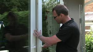 Double Glazed Kitchen Doors How To Fix A Upvc Door Youtube