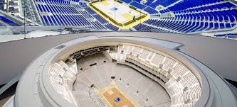 Chase Center Seating Chart 3d Unfolded Golden State Warriors 3d Seating Chart Oracle Arena