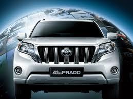 2016 Toyota Land Cruiser Prado Prices in UAE, Gulf Specs & Reviews ...
