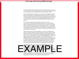 can war ever be justified essay college paper service can war ever be justified essay argumentative essay is war ever justified by maaz