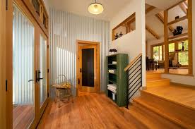 modern corrugated metal interior design 10 interior corrugated metal wall panels how to install