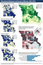 Missouri Medicaid Eligibility Chart American Community Survey Missouri Census Data Center