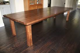 Xzqt Solid American Walnut Dining Table Dining Pinterest Walnut - Walnut dining room furniture