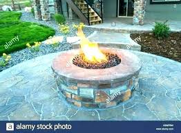 outdoor fire pit with glass rocks fountain fire pit outdoor fire pit fountain with water propane