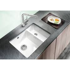 undermount rectangular bathroom sink kitchen magnificent white ceramic sink with drainer white enamel