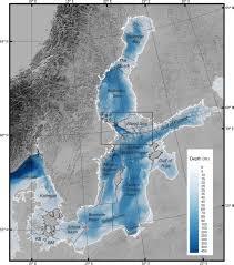 Os Bathymetric Properties Of The Baltic Sea