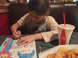 See more ideas about coloring pictures, coloring pages, coloring books. Screen Free Restaurant Activities For Kids Daily Momtivity