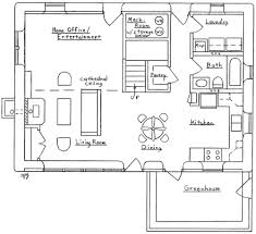 saltbox house plans. Strawbale Saltbox 2 House Plans S