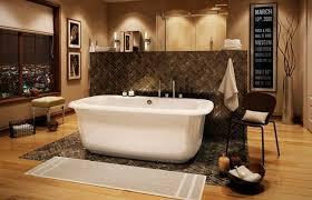 freestanding bathtub acrylic miles
