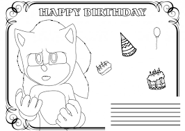 Find & download free graphic resources for birthday card. Happy Birthday Coloring Card New Collection 2020 Free Printable