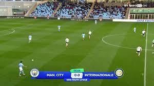 FUTBOL: UEFA Youth League 17/18 - Manchester City vs. Inter Milan -  20/02/2018