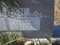 Clara Ann Riggs Linehan (1884-1970) - Find A Grave Memorial