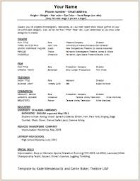 Design Your Own Resumes Design Your Own Resume Template How To Build Your Own Resumes How To