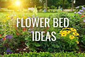there is nothing like a beautiful yard to up your overall curb appeal it might be overwhelming to see a large flower bed with nothing in it