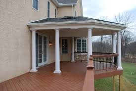 build a roof and patio mobile home patios ideas roof patio ideas flat roof overhang