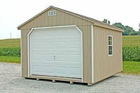 12x14 garage doorAFrame Garage  Storage Shed 12x14