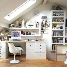 loft home office. Best Design Interior How To Decorate A Small Loft Decor Home Ideas For Homes Office 1