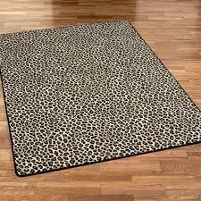 creative of leopard print area rug mesmerizing white animal rugs canada best anim