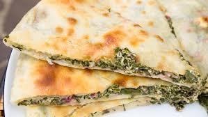 Осетинский пирог с сыром рецепт с фотографиями 🍴 📖 как  Осетинский пирог с сыром