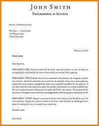 Letter Header 2018 Letters Formal Letter Accomodationintuscany Org