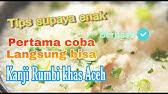 Taking an analogy from the world of music, bubur ayam is an orchestra, and not a single piece. Cara Masak Bubur Pedas Khas Melayu Tamiang Youtube