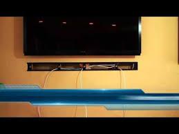 cynema soundfield in wall soundbar from