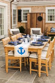Nautical Table Settings Photos Hgtv Branch And Butterfly Spring Table Setting Centerpiece