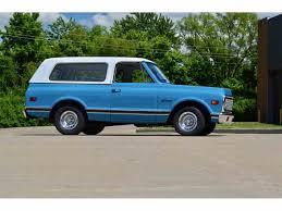 Blazer 97 chevy blazer for sale : 1972 Chevrolet Blazer for Sale | ClassicCars.com | CC-972093