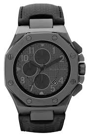 michael michael kors michael kors knox large chronograph watch in gallery previously at nordstrom · men s michael kors