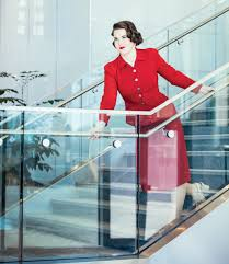 Laurie Callsen melds her fascination with the '40s with a very modern job.