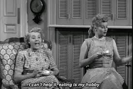 I Love Lucy Quotes New Food Eating GIF On GIFER By Bralmaran