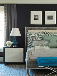 use animal prints in your bedroom