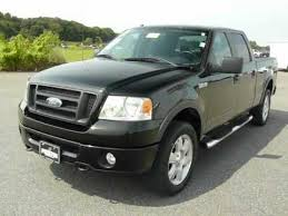 Used Ford Truck For Sale DE 2007 Ford F150 FX4 4WD Crew Cab - YouTube