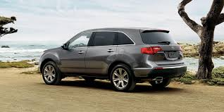 2013 Acura MDX with Advance Package in Graphite Luster Metallic ...