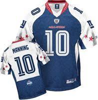 Manning Jersey Immo - Pro Bowl Eli Kasa