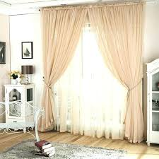 Double rod curtain ideas Drapes Double Rod Curtain Ideas Double Window Curtain Egbetinfo Double Rod Curtain Ideas Double Rod Shower Curtains Curtain Ideas