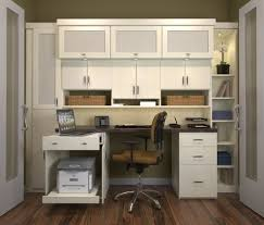 modern office storage. Image By: Closet Factory Modern Office Storage