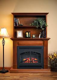 cherry electric fireplaces built in electric fireplace arched rectangular fronts cherry electric fireplace mantels