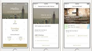 Abc Kitchen Nyc Reservations Reserve New App Is Your Concierge To Hot Restaurants Across The