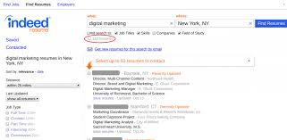 Search For Resumes Unique How To Use Indeed Resume Search To Find The Best Candidates Fast