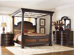 Bedroom Poster Canopy Bedroom Sets Canopy Furniture Collection ...
