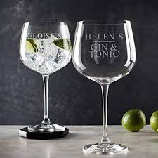 personalised gin gl gin gifts gifts for her personalised birthday gifts
