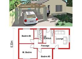house plans pdf 70 8sqm