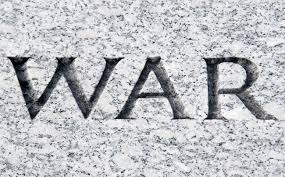 words short essay on war