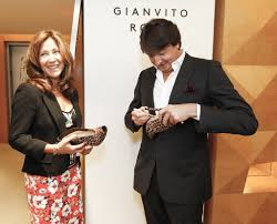 Gianvito Rossi Designer Gianvito Rossi Elena Berk Elena Berk Photos Barneys New